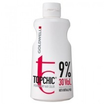 Topchic Hair Color Lotion 9%  /  1000 ml