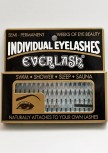 Everlash Wimpern Long Black